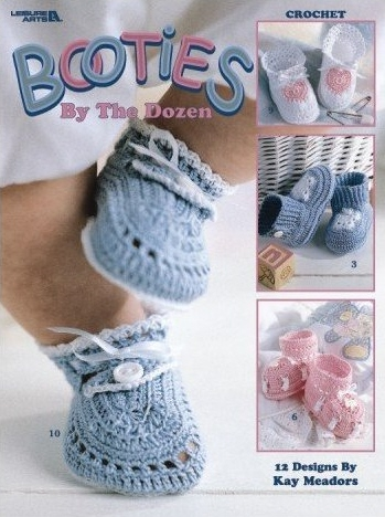 Free Crochet Pattern For Baby High Tops : CROCHET HIGH TOP BOOTIES PATTERN CROCHET PATTERNS