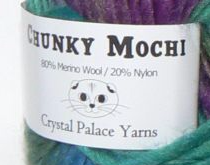 Crystal Palace Chunky Mochi Wool 834 Bodega Bay REDUCED