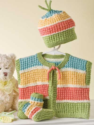 Knitting Pattern Books : Just for Baby Knitting Pattern Book HWB