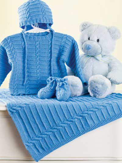 Just for Baby Knitting Pattern Book HWB