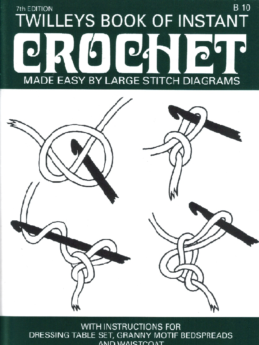 Learn to Crochet Booklet B10