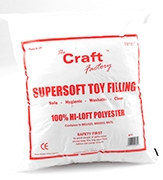 Polyester Toy Filling 250g