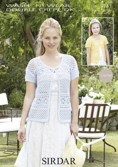 Crochet Cardigan Patterns - Page 1 - Free-Crochet.com