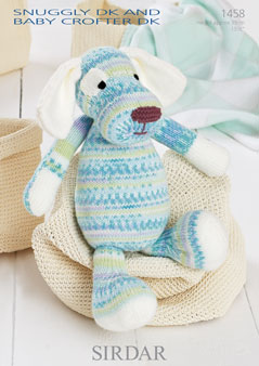 KNITTED DOG TOY PATTERNS Free Knitting and Crochet Patterns