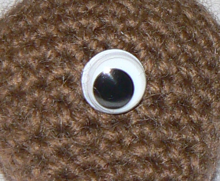 2 x 12mm Goo Goo Toy Safety Eyes