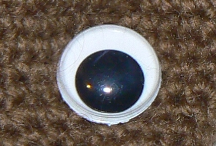 2 x 20mm Goo Goo Toy Safety Eyes