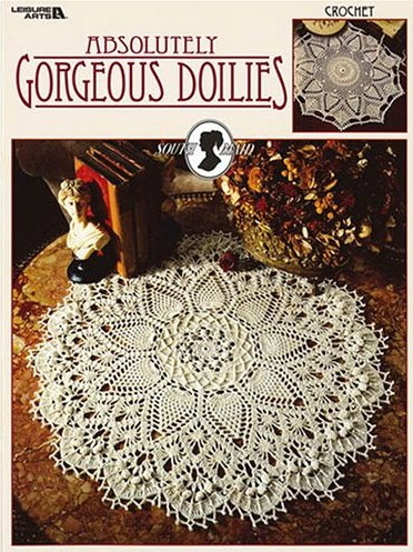 Absolutely Gorgeous Doilies Crochet Pattern Book