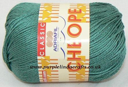 Adriafil CHEOPE Cotton 020 Oil Green REDUCED