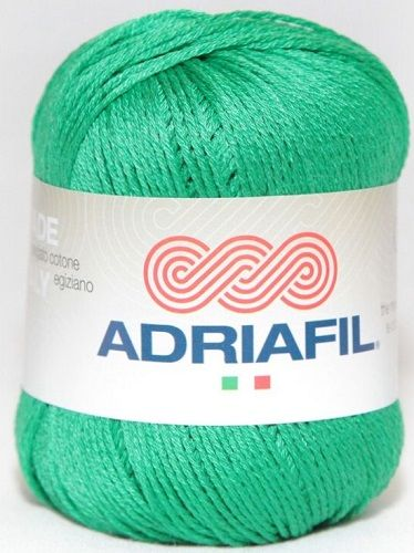 Adriafil CHEOPE Cotton 033 Grass Green REDUCED