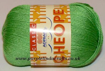 Adriafil CHEOPE Cotton 052 Green REDUCED