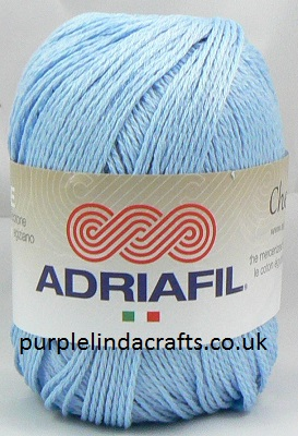 Adriafil CHEOPE Cotton 069 Light Blue REDUCED
