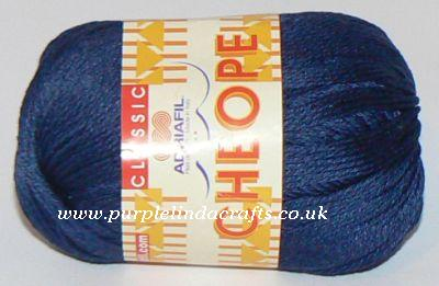 Adriafil CHEOPE Cotton 075 Navy Blue REDUCED