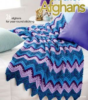 Afghan, Shawl & Blanket Crochet Patterns