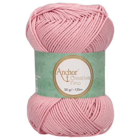 Anchor Creativa FINO 0423 Vintage Rose Pink