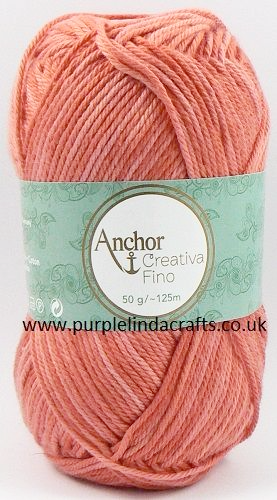 Anchor Creativa Fino Denim Cotton Yarn