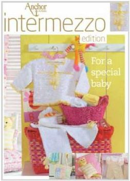 Anchor intermezzo FOR A SPECIAL BABY Crochet Book