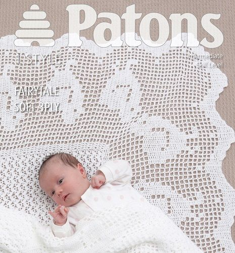 Baby & Young Child Crochet Patterns