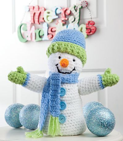 Christmas Crochet Pattern Books