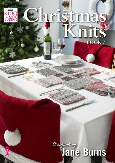 Christmas KNITTING Patterns and Books