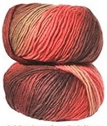 Crystal Palace Mochi Plus Wool 629 Cherries DISCONTINUED