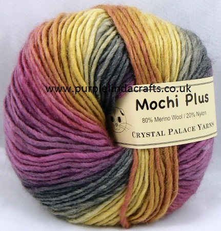 Crystal Palace Mochi Plus Wool 632 Napa Valley DISCONTINUED