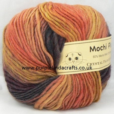 Crystal Palace Mochi Plus Wool 633 Grand Canyon DISCONTINUED