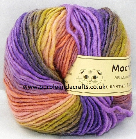 Crystal Palace Mochi Plus Wool 634 Passion Flower DISCONTINUED