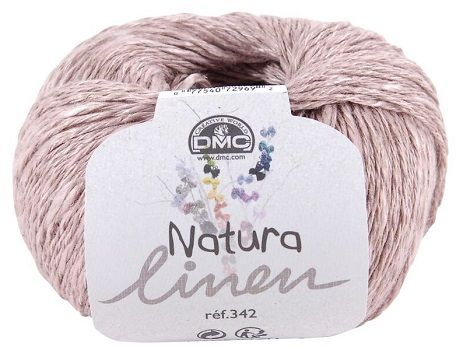 DMC Natura LINEN 134 Pale Rose