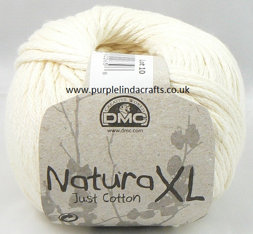 DMC Natura XL Just Cotton Super Chunky Yarn 03
