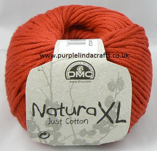 DMC Natura XL Just Cotton Super Chunky Yarn 05