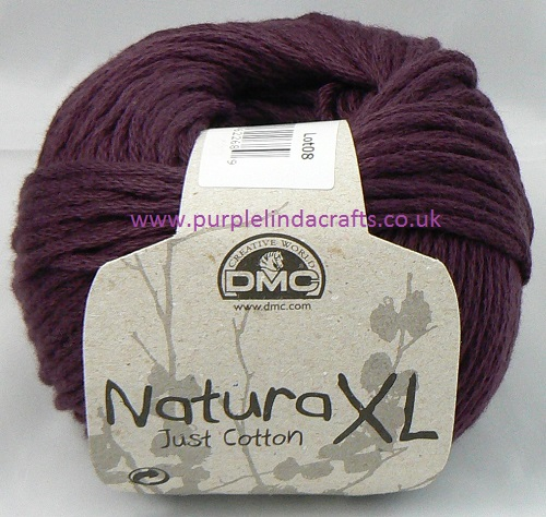 DMC Natura XL Just Cotton Super Chunky Yarn 06