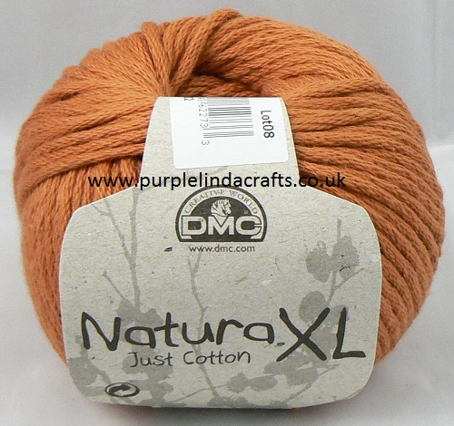 DMC Natura XL Just Cotton Super Chunky Yarn 101