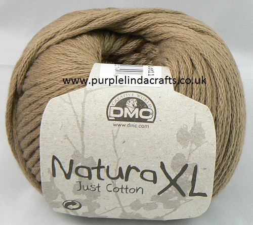 DMC Natura XL Just Cotton Super Chunky Yarn 11