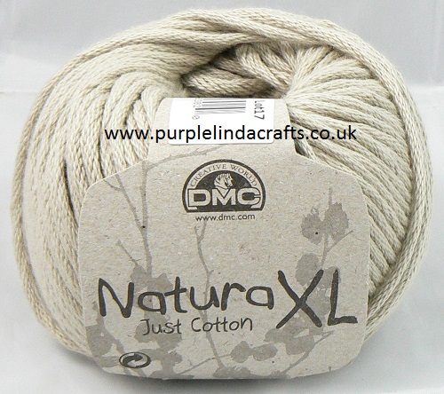 DMC Natura XL Just Cotton Super Chunky Yarn 32