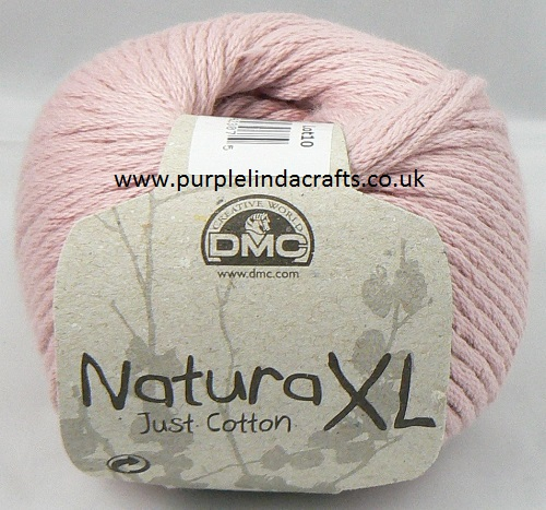 DMC Natura XL Just Cotton Super Chunky Yarn 41 Guimauve