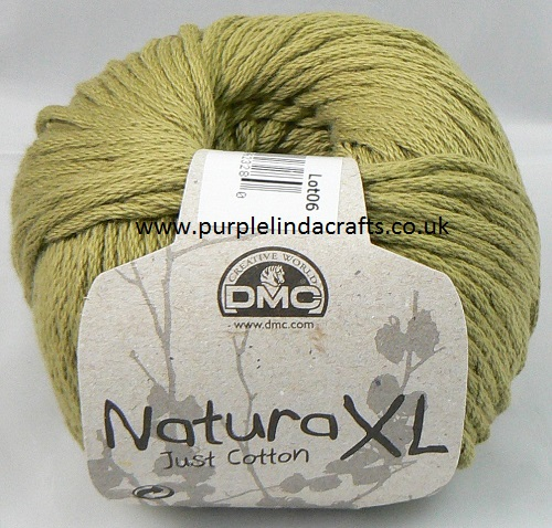 DMC Natura XL Just Cotton Super Chunky Yarn 84