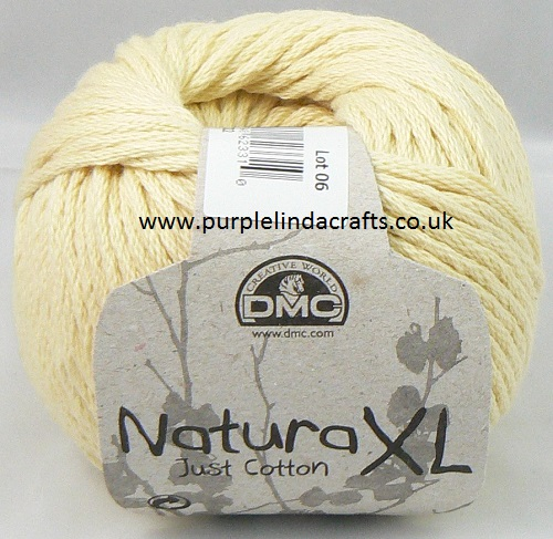 DMC Natura XL Just Cotton Super Chunky Yarn 91