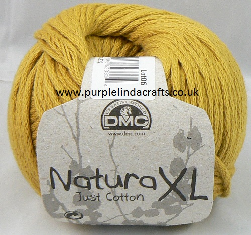 DMC Natura XL Just Cotton Super Chunky Yarn 92