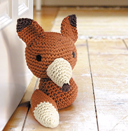 DMC Natura XL Toy FOX Crochet KIT