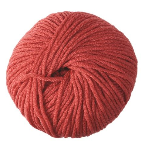 DMC Woolly 5 Merino Wool 05 Red