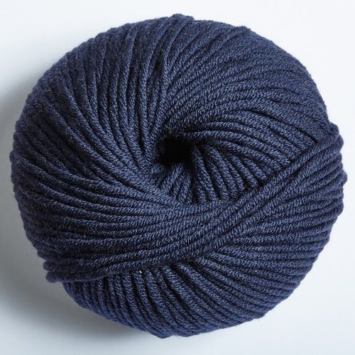 DMC Woolly 5 Merino Wool 173 Navy