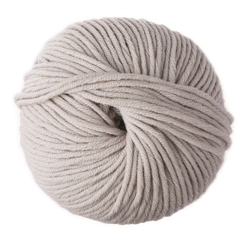 DMC Woolly 5 Merino Wool 31 Silver Grey