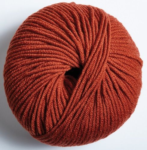 DMC Woolly 5 Merino Wool 511 Brown
