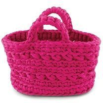 FREE Pattern Hoooked Zpagetti Crochet Revisto Bag