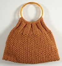 FREE Pattern Hoooked Zpagetti Knitted Verona Bag
