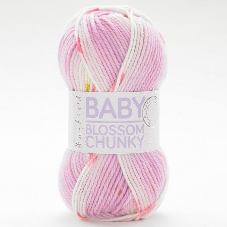 Hayfield Baby BLOSSOM Chunky 352 Little Lavender