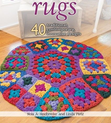 Home Accessories Crochet Books