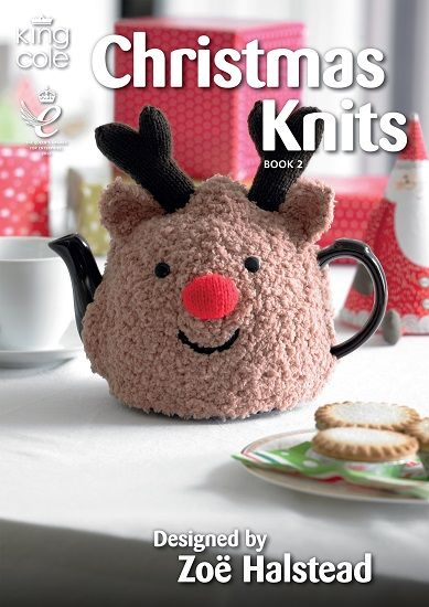 King Cole Christmas Knits Book 2