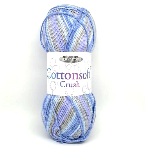 King Cole Cottonsoft Crush DK 2439 Waves