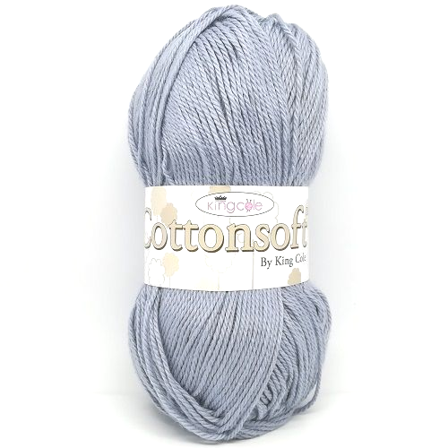 King Cole Cottonsoft DK 3365 Midnight